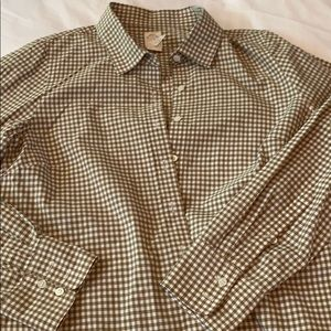 J. Crew shirt. Like new